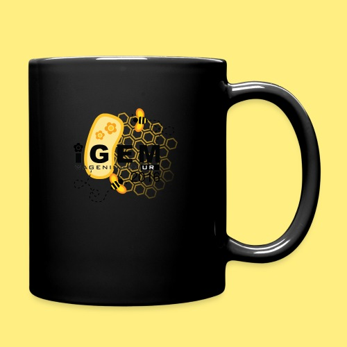 Logo - mug - Mok uni