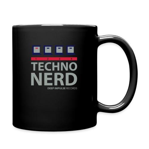 Techno Nerd - Full Colour Mug