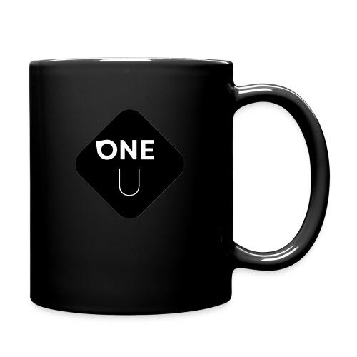 One U - Bottom - Enfärgad mugg