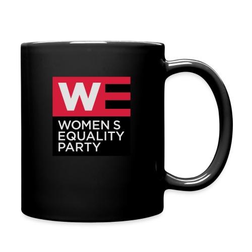 WE_LOGO_RED_CMYK - Full Colour Mug