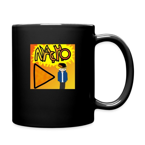 Nacho Title with Little guy - Full Colour Mug