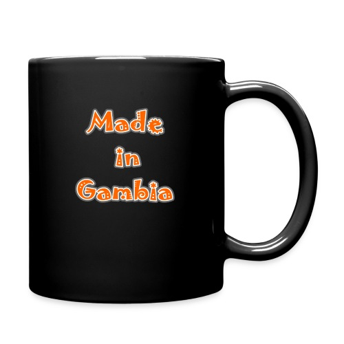 Made in Gambia - Full Colour Mug