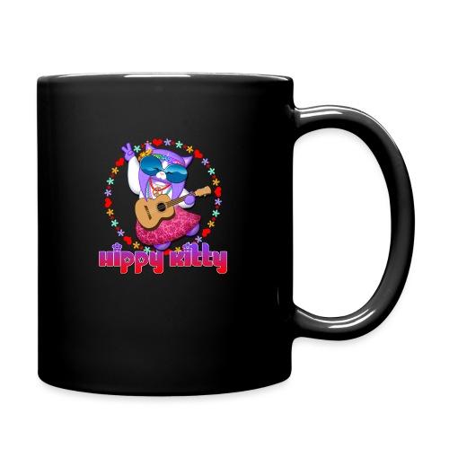 Hippy Kitty - Tazza monocolore