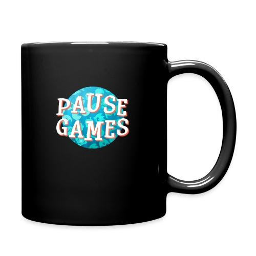 Pause Games New Version - Full Colour Mug