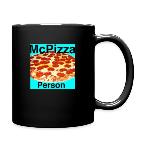 Old McPizzaPerson Logo - Full Colour Mug