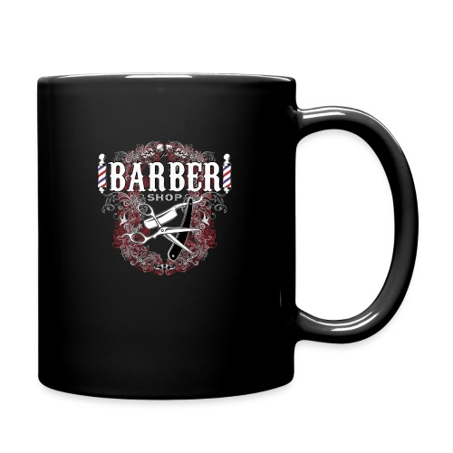 Barber Shop_03 - Tazza monocolore