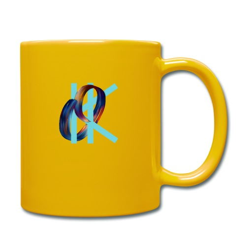 OK - Full Colour Mug