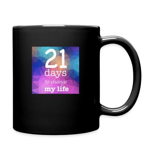 21 days to change my life - Tazza monocolore