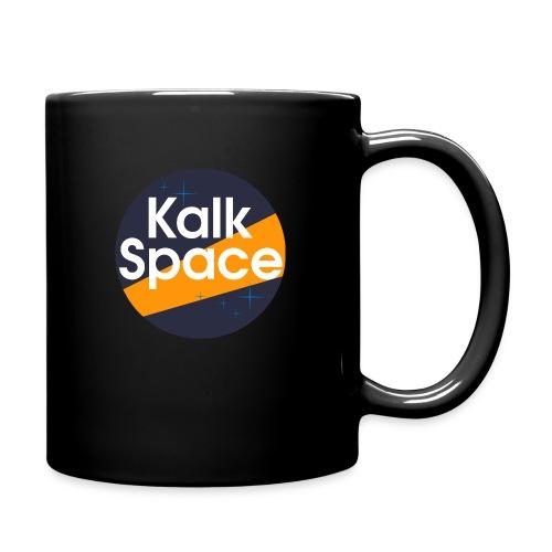 KalkSpace Logo - Tasse einfarbig