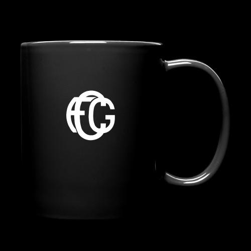 FCG Schriftzug - Tasse einfarbig