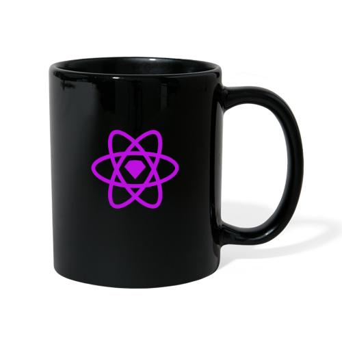 sketch2react logo purple - Enfärgad mugg