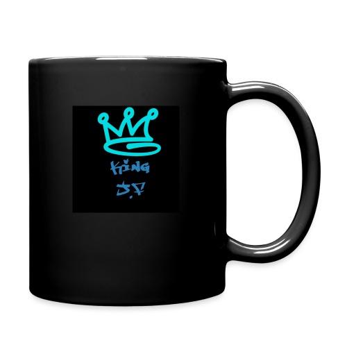 King - Tasse einfarbig