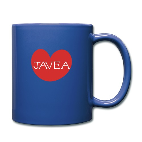 LOVE JAVEA - Taza de un color