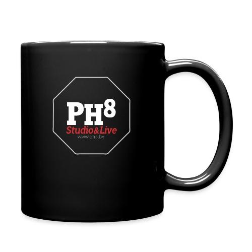 PH8 site logo - Mug uni