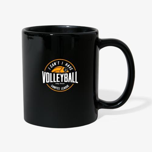 je peux pas j ai volley - Mug uni
