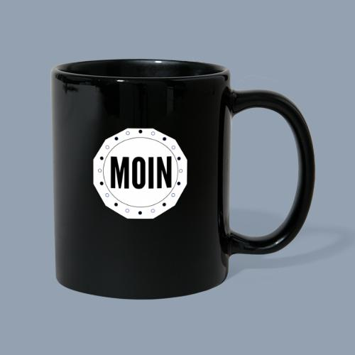 Moin - typisch emsländisch! - Tasse einfarbig