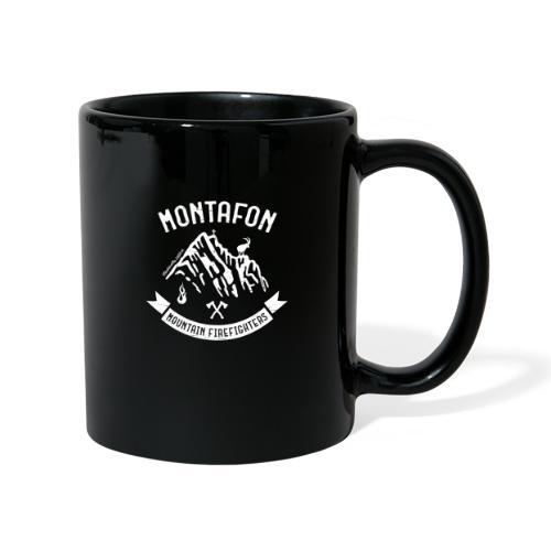 Montafon Edition in Weiß - Tasse einfarbig