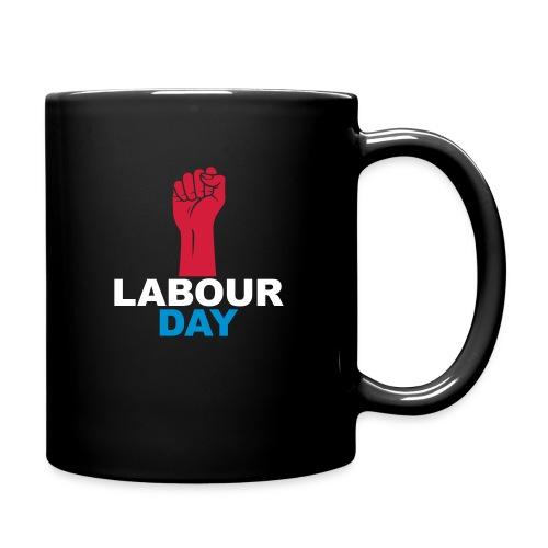 Labour day - Full Colour Mug
