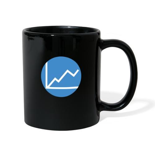 CryptoCircle Logo Print - Tasse einfarbig