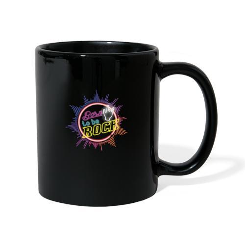born to be rock - Full Colour Mug