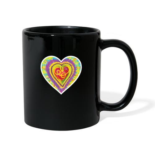 Life is a colorful circus - Full Colour Mug