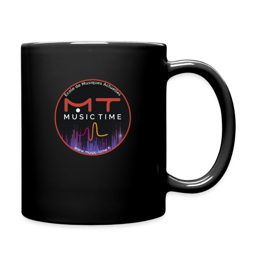 Logo MUSIC TIME 2020 - Mug uni