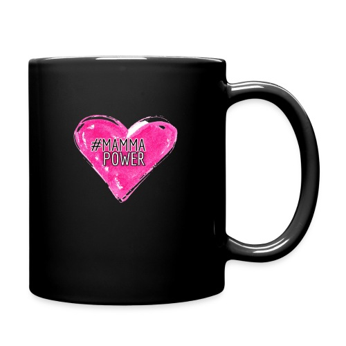 #mammapower - Full Colour Mug