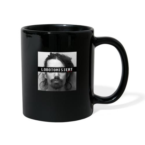 Def Ill - Before the Lobotomy Merch - Tasse einfarbig