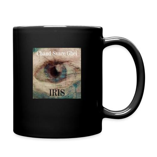 Iris - Ensfarget kopp