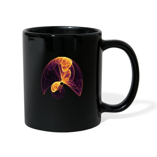 Parachute in the Inferno - Full Colour Mug