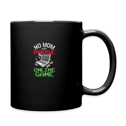 mmo online game spiel zocker shooter geschenk - Tasse einfarbig