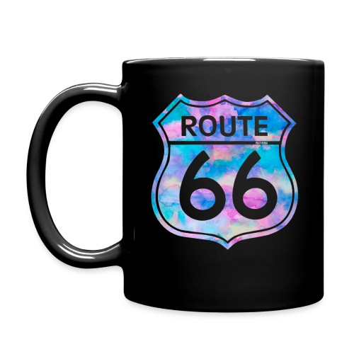 USA roadsign - Mug uni