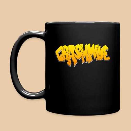 CrashMine net Gold - Tasse einfarbig