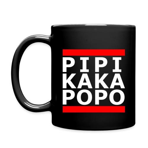 pipikakapopo - Tasse einfarbig
