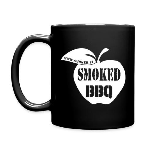 Smoked BBQ - Yksivärinen muki