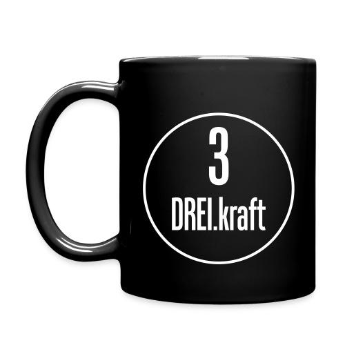 3dreiKraft-02 - Tasse einfarbig