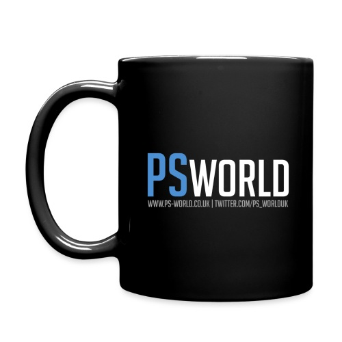 PS-World Logo - Full Colour Mug