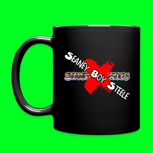 Seaney G BOY STEELE - Full Colour Mug