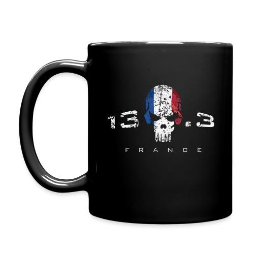 13 3 FR Punisher F R A N C E sans fond png - Mug uni