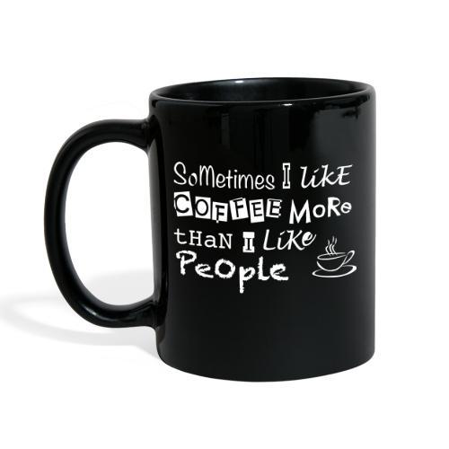coffeelove - Full Colour Mug