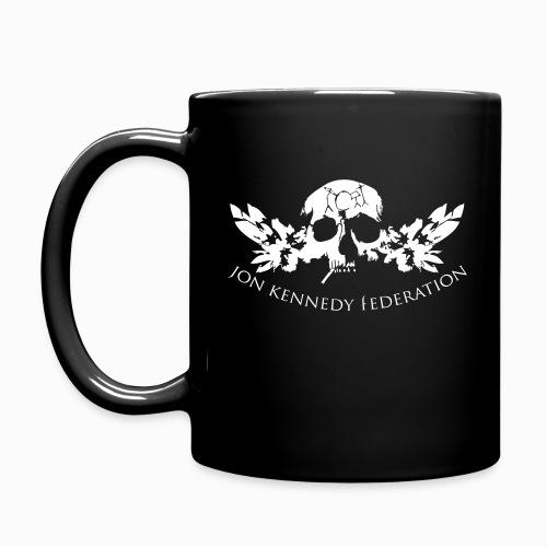 Jon Kennedy Federation Skull Logo 2.2 - Full Colour Mug