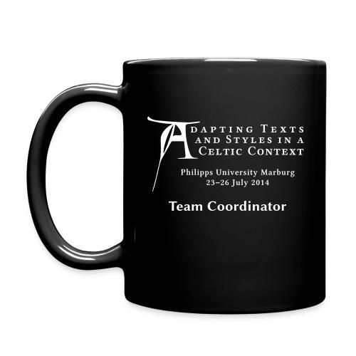 atscc-logo-team-coord - Tasse einfarbig