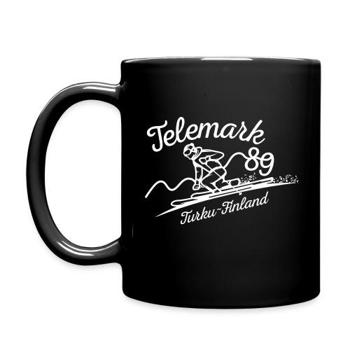 Telemark89 logo A5 - Yksivärinen muki