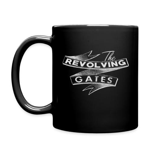Rock n roll t-shirt by the Revolving Gates - Full Colour Mug
