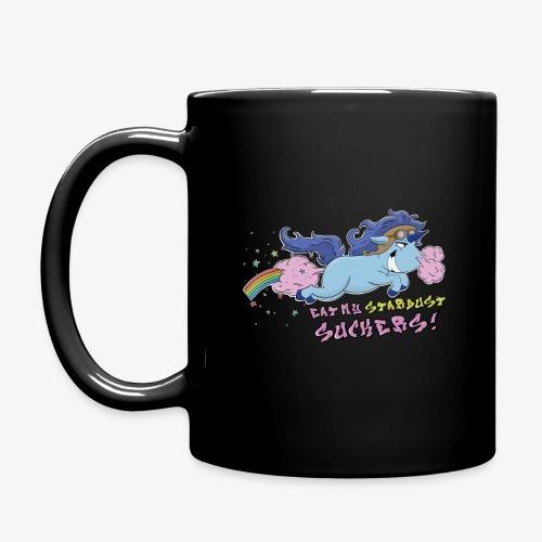 Stardust Unicorn pink - Ensfarvet krus