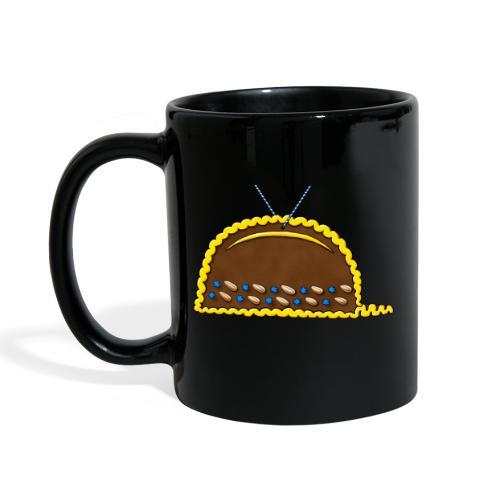Lebkuchen Bauhelm - Tasse einfarbig