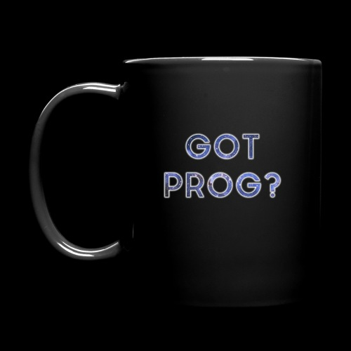 GOT_PROG_white - Full Colour Mug