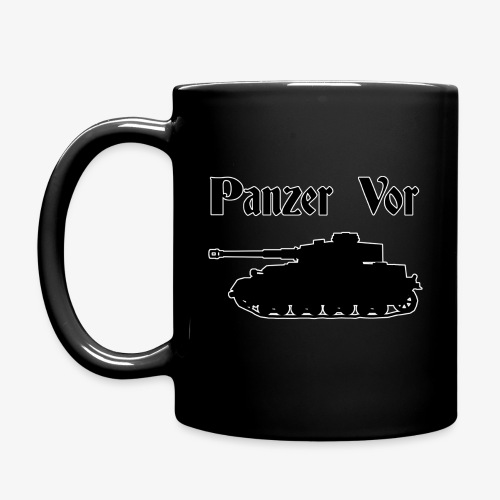 Panzer Vor ! - Mug uni