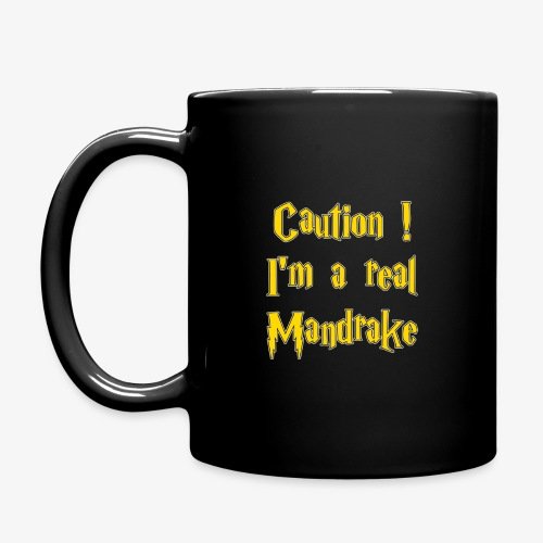 Attention - Mandragore - Mug uni
