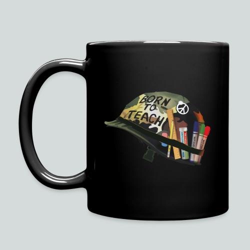 Born to teach - AAS - Mug uni